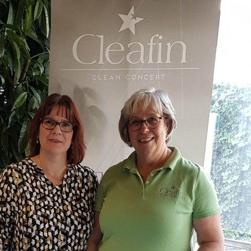 Cleafin Partner Martina Neumayer und Karin Kriegl