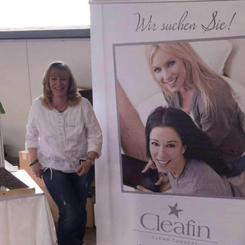 Cleafin Partnerin Silvia Weyers