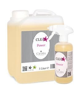 Cleafin+ Power 5 Liter-Set