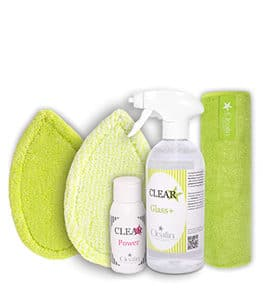 Cleafin Plus Pad-Set Kiwigrün