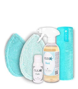 Cleafin Plus Pad-Set türkis